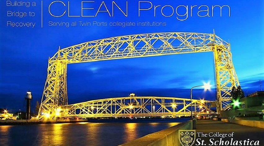 Duluth Bethel CLEAN program logo 06-19-2017